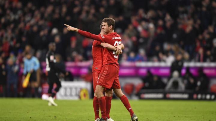 Bayern je upisao poraz, ali je i prekinuo jedan nevjerovatan niz