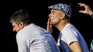Iz Cityja oštro reagovali na navode da Guardiola preuzima Juve: To je laž!