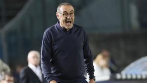 Problemi u sastavu: Sarri spremio veliko iznenađenje za navijače Juventusa