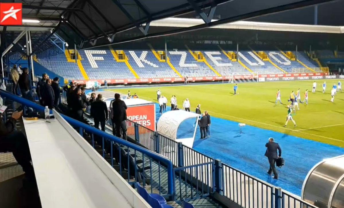 Rijetko viđena scena na bh. stadionima, Džubur i Husić u glavnim ulogama