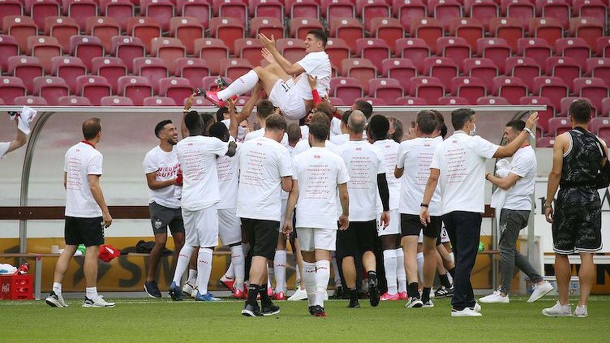 Legendarni napadač rekao zbogom promocijom u Bundesligu
