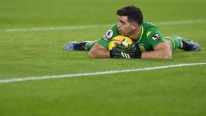 Mreže mirovale u duelu Brightona i Ville, ali je Emiliano Martinez postavio rekord
