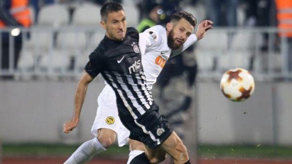 Partizan kiksao na svom terenu, Zvezda na +6