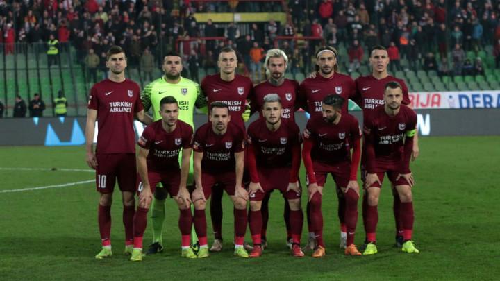 FK Sarajevo: Nisu briljirali, no pogled na tabelu je najbitniji