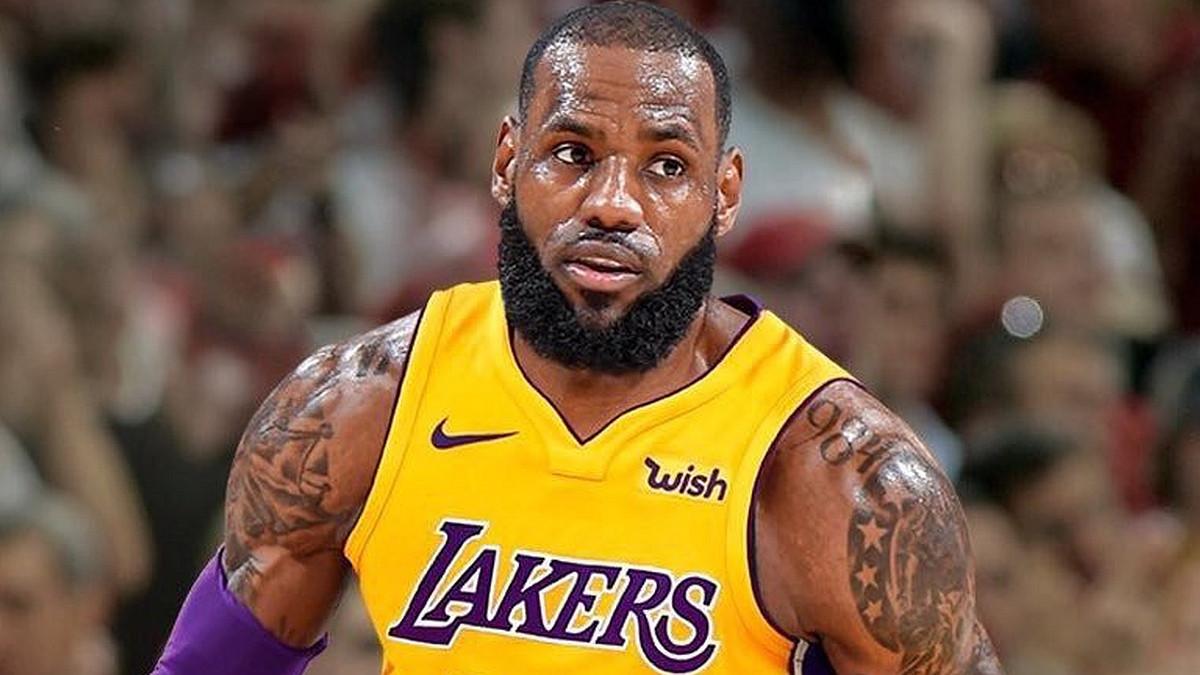 Image result for LeBron u Lakersima