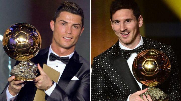 Igrači koji bi osvojili Zlatnu loptu da nije Messija i Ronalda