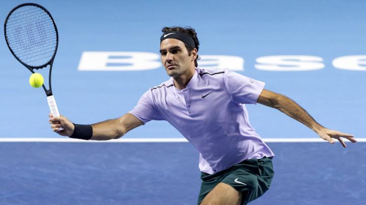 Roger Federer je nezaustavljiv
