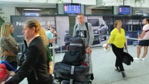 Šerbečić stigao u Sarajevo, sutra zvanično predstavljanje