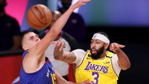Lakersi poveli protiv Nuggetsa u finalu Zapada nakon maestralne partije Davisa