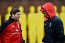 Steven Gerrard sprema se za mjesto trenera