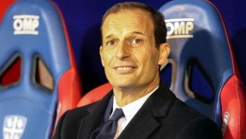 Allegri: Želim spektakularan Juventus