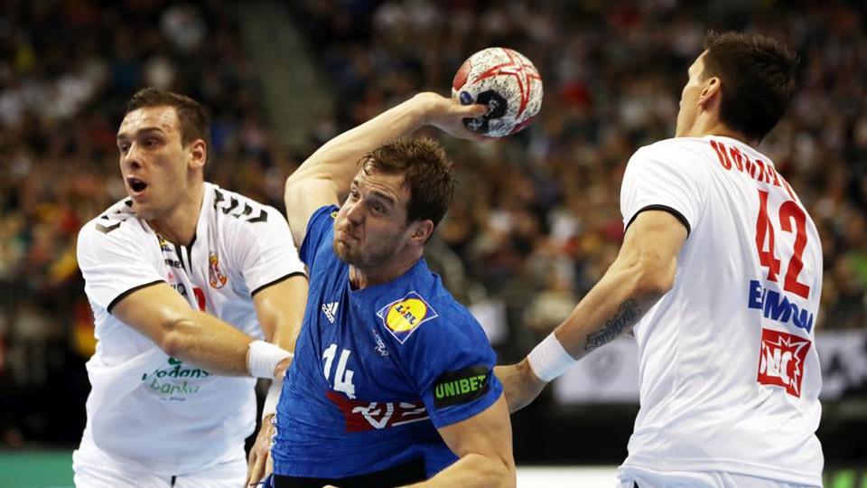 Srbija dobro počela, pa doživjela debakl od Francuza