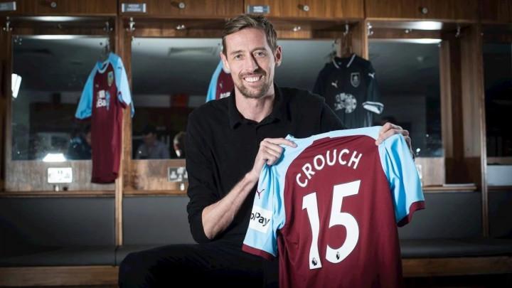 Peter Crouch ponovo u Premier ligi!