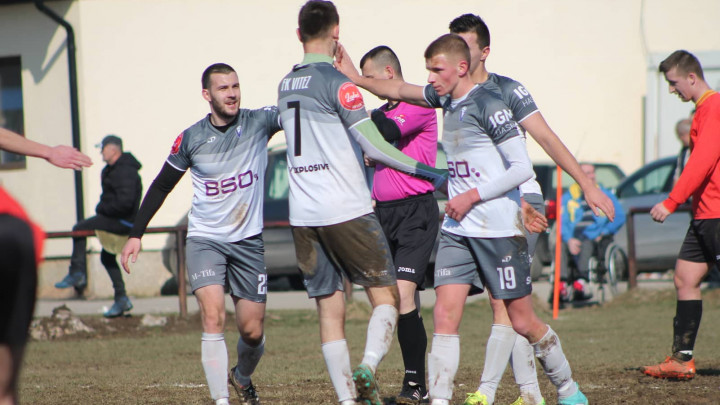 FK Vitez siguran protiv Rudara