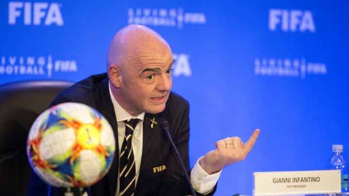 FIFA promijenila deset pravila fudbalske igre