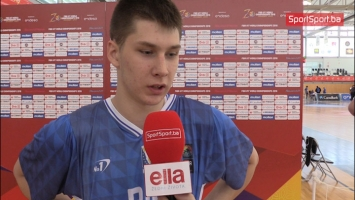 Čerkezović: Želimo igrati s Finskom da im se osvetimo