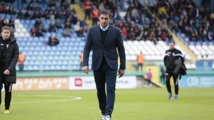 Sedloski: Sve smo izgubili u prvoj utakmici u Sarajevu