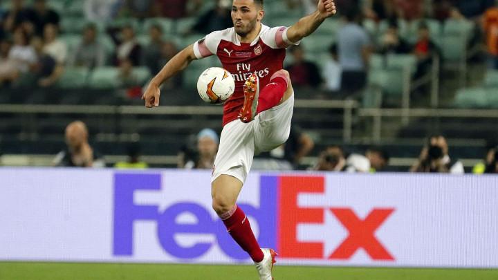 Kolašinac počinje za Arsenal protiv Tottenhama