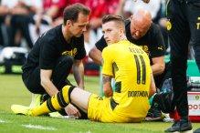 Povrede nastavljaju uništavati Reusovu karijeru