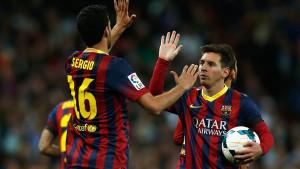 Najpotcjenjeniji veznjak svijeta: Šta je Messi rekao Guardioli kada je vidio Busquetsa