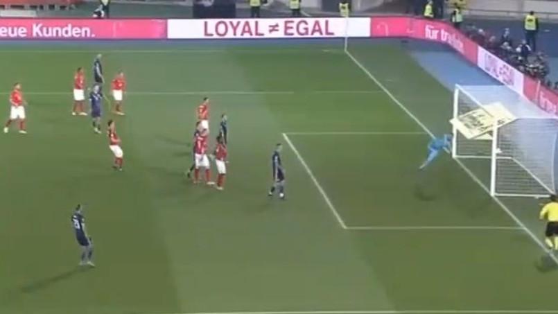 Austrijski golman spriječio čudesan gol Harisa Duljevića