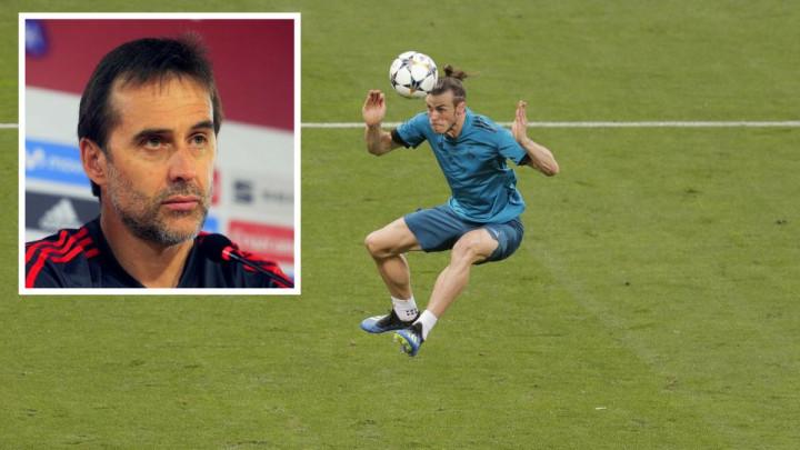 Šta je novi trener Real Madrida rekao o Garethu Baleu 2015. godine?