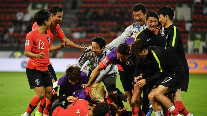 Južnokoreanci u četvrtfinalu Azijskog kupa