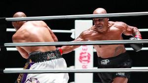 Nevjerovatna zarada od borbe Tysona i Jonesa