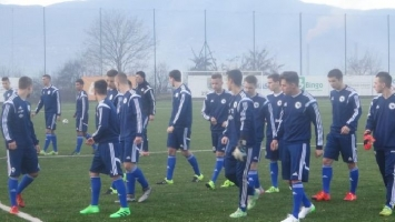 Okupila se juniorska reprezentacija BiH