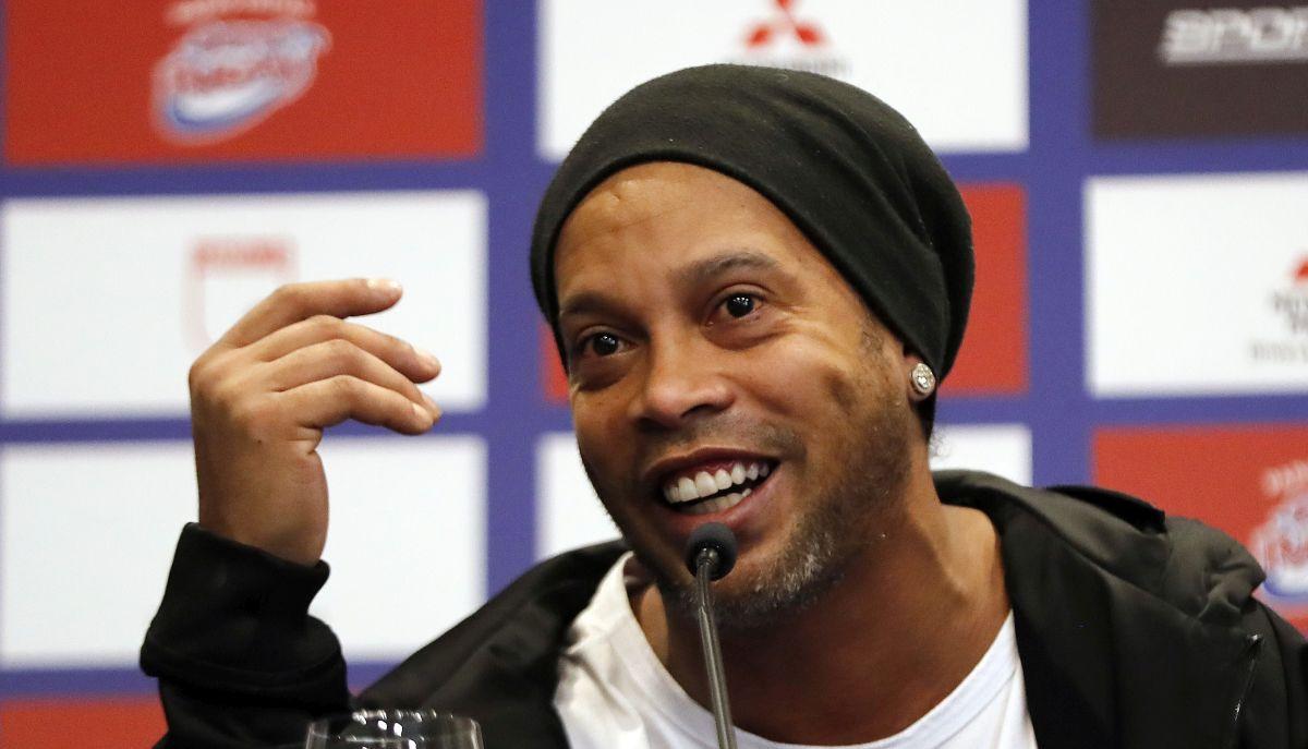 Sve je veća zvijezda: Ronaldinho uživa i zarađuje ogromne cifre
