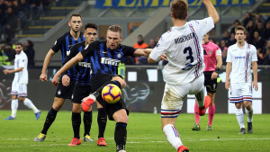 Inter nekako pobijedio Sampdoriju, Icardi meč odgledao sa tribina