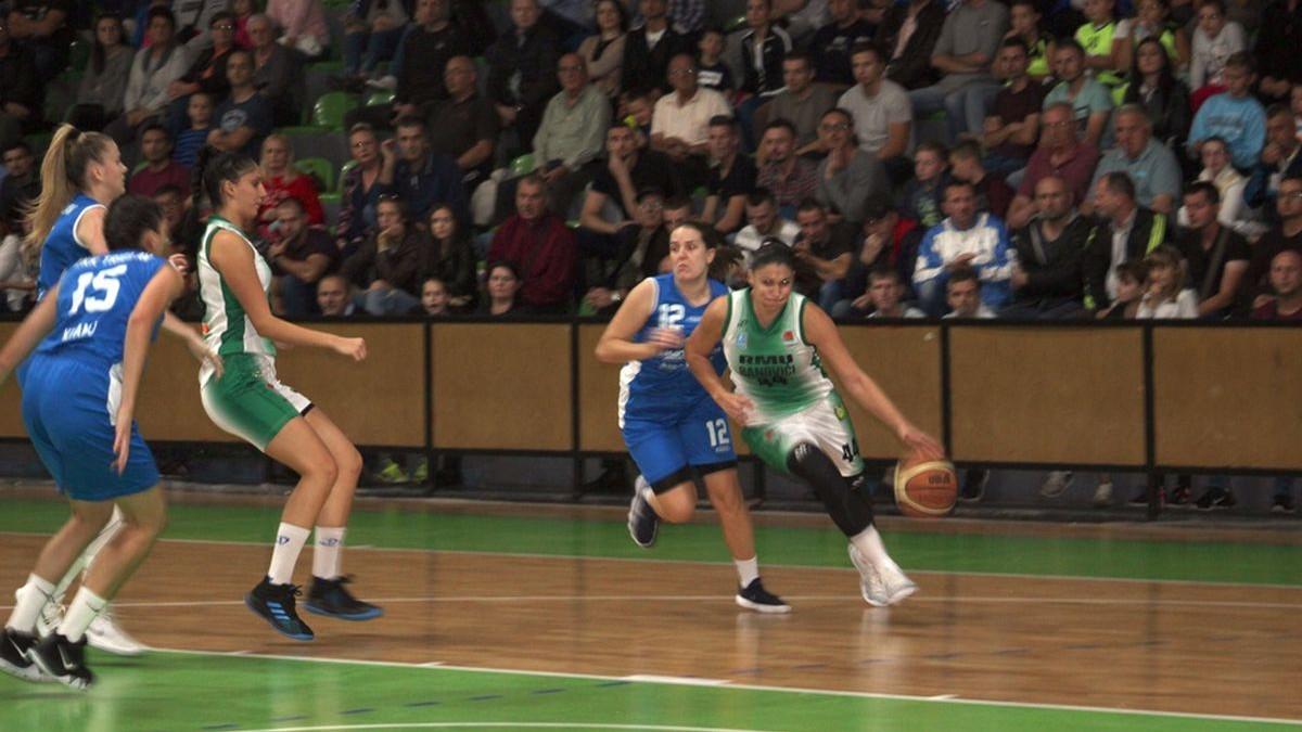 Košarkašice Banovića poražene od Triglava
