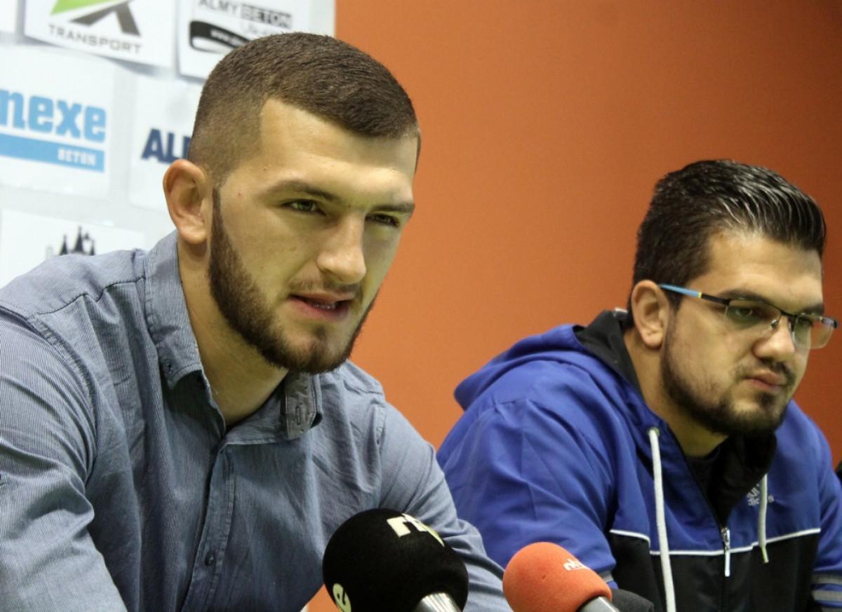 Ahmed Krnjić se u subotu bori za profesionalnog prvaka Evrope u kick boksu