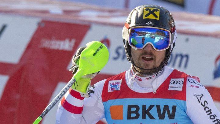 Hirscher slavio u slalomu u švicarskom Wengenu