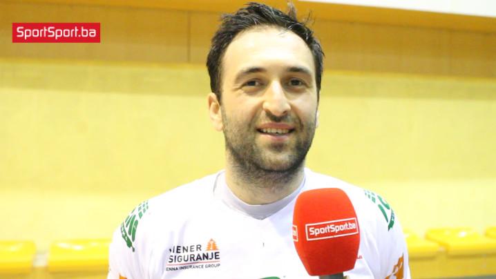 Divković: Ozbiljnija igra u drugom poluvremenu je donijela pobjedu