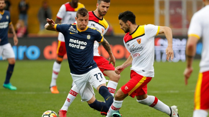 Benevento pregazio Veronu na domaćem terenu