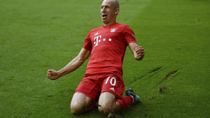 Ostaje na velikoj sceni: Robben dobio ponudu koju će teško odbiti