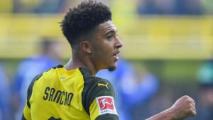 Iznenadit ćete se koga Jadon Sancho smatra najboljim igračem Bundeslige