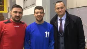 Adi Džinović: Sve u Gračanici je na jako visokom nivou, jedva čekam zaigrati pred domaćim navijačima