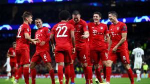 Tim kola Bundeslige teško da može biti čudniji: Jedan klub ima pet igrača, Bayern samo jednog