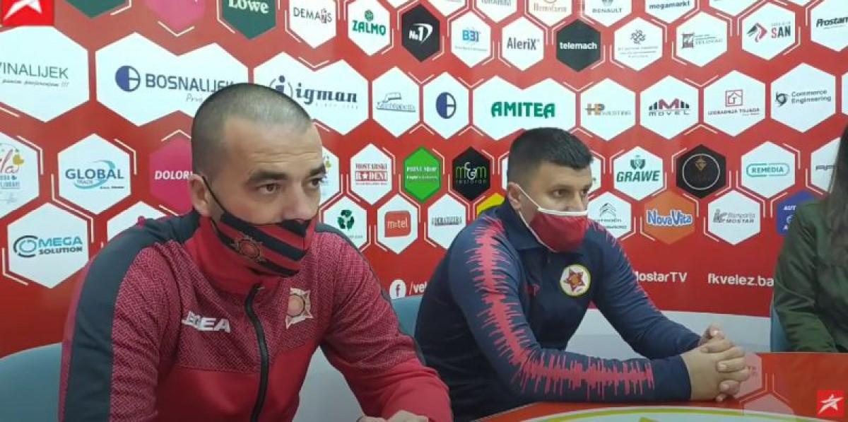 Crnogorac smatra da je njegova ekipa podbacila, Dudić pohvalio drugo poluvrijeme svog tima