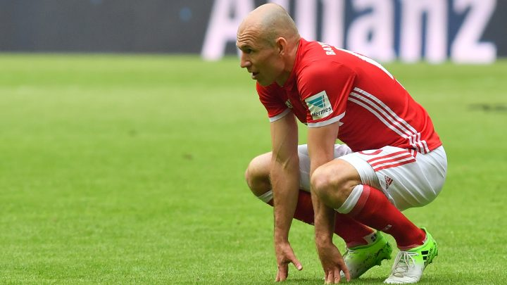 Arjen Robben: Bliži se kraj