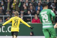 BVB slavio u Bremenu, minimalci Schalkea i Wolfsburga