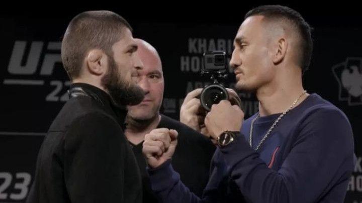Khabib o borbi sa Hollowayjem: Ovo je druga razina, nije spreman za mene