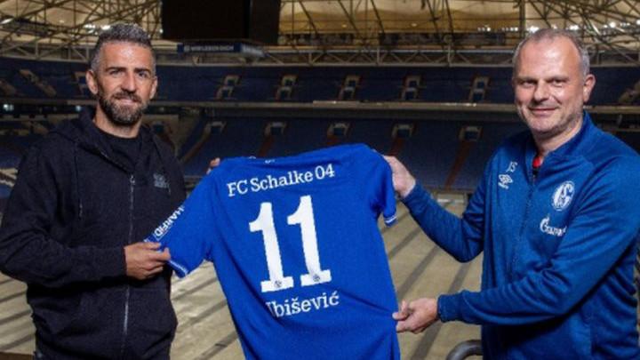 Ibišević: Kada je stigla ponuda Schalkea nisam morao dva puta razmišljati o njoj