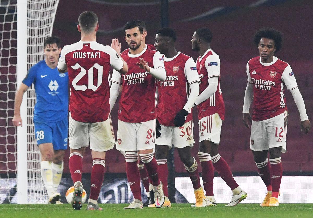 Arsenal godinama nije bio ovako loš