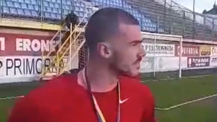 Mujakić: Danas smo igrali više pametno nego fudbalski