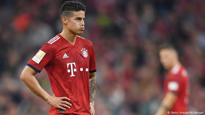 Jamesu se smiješi transfer, ali Real ne želi da ode u Atletico