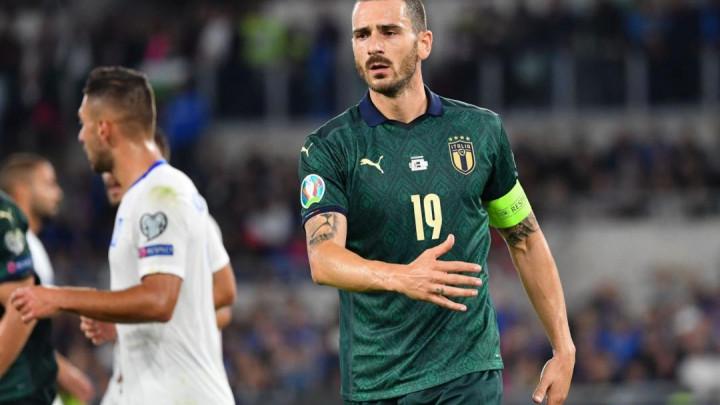 Bonucci objasnio zašto je Italija tako dobra: Jednom kad obučemo dres Azzurra...