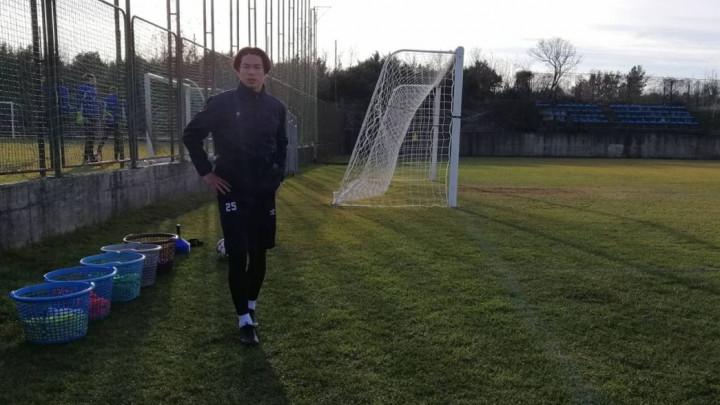 Jamak i Miletić se priključili pripremama FK Željezničar, Japanac stigao na probu